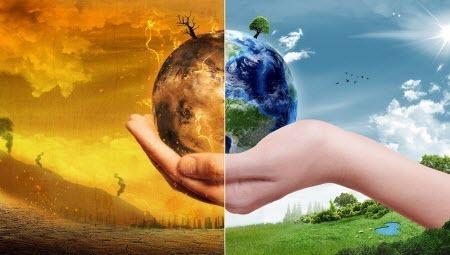 Земля превращается в смертоносную теплицу