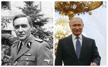 """Шел 45-ый год """"Семнадцати мгновений весны"""": как Путин пришел на смену Штирлицу"""