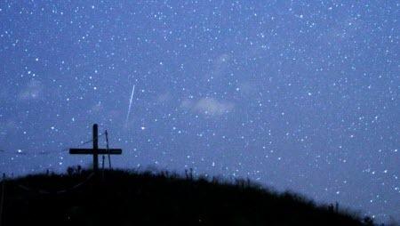 В ночь с воскресенье на понедельник наслаждаемся звездопадом