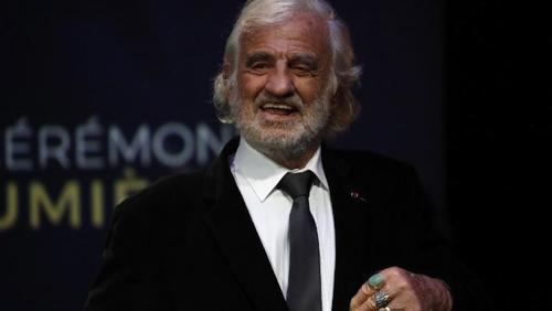 Жан-Поль Бельмондо рассказал о будущих съемках