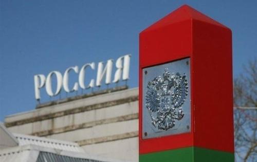 За шесть месяцев этого года в Россию поехали около полумиллиона украинцев