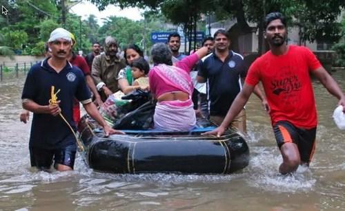 Смертельный муссон в истории Индии: 167 жертв