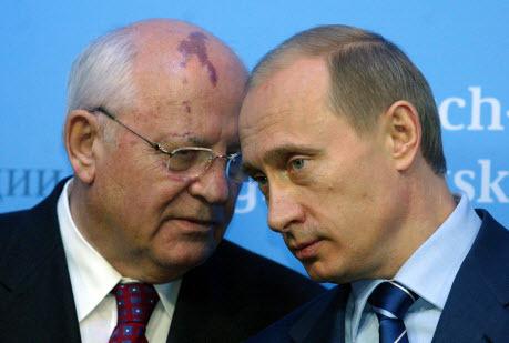 Путин и путч