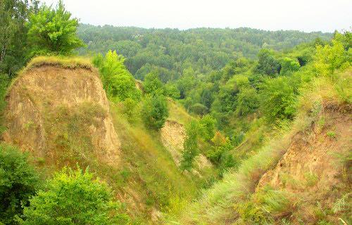 Достопримечательности Украины: Каневский природный заповедник