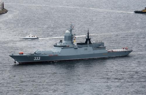 Россия направила к берегам Сирии свой флот