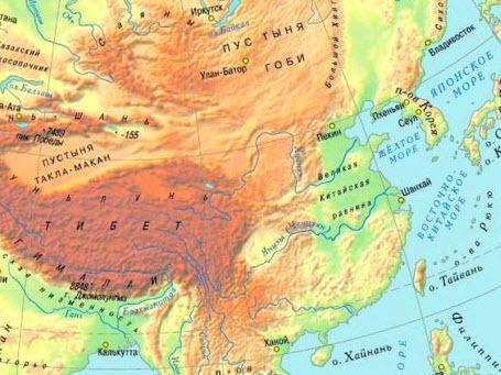 Великая Китайская равнина может скоро стать непригодной для проживания