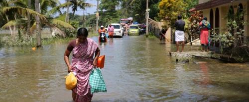 Наводнение века в Индии: более 440 погибших