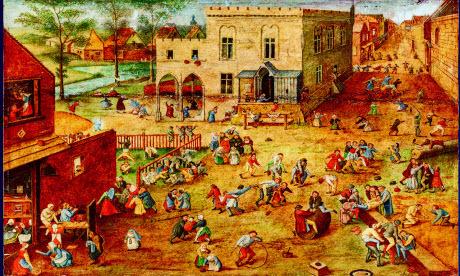 Как жили дети в эпоху Средневековья