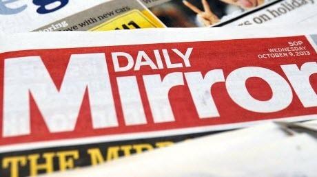 Daily Mirror: «Новичок» привезли в дипломатической почте в российское посольство в Лондоне