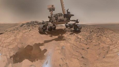 Могла ли зародиться жизнь на Марсе?