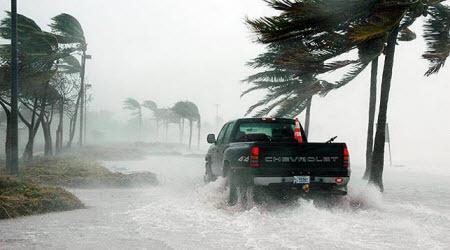 Тропический ураган «Флоренс» угрожает восточному побережью США