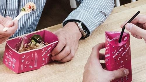 В Финляндии разработали оригинальную упаковку для еды