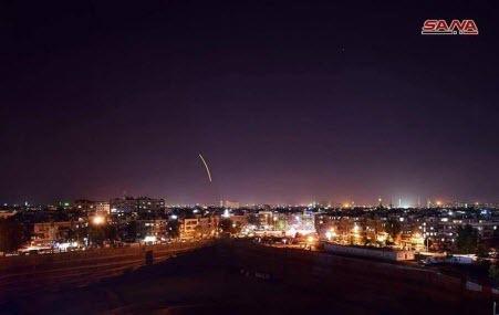 Израиль нанес ракетный удар по аэропорту Дамаска