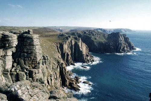 Британские острова сформировали три старинных микроматерика