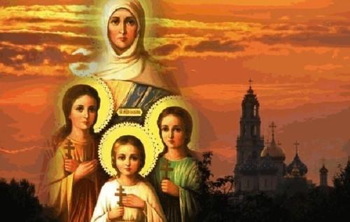 30 сентября – День Веры, Надежды, Любови и их матери Софии: приметы и суеверия