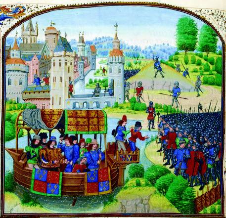 10 абсурдных поводов для наказания в Средневековье