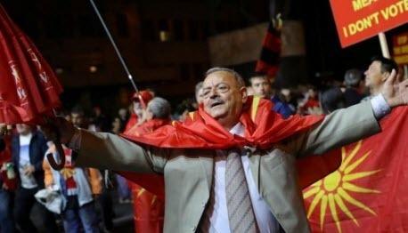 Лидер Македонии пообещал продолжить добиваться смены названия страны