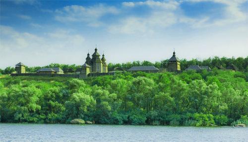 Достопримечательности Украины: Остров Хортица и Запорожская Сечь