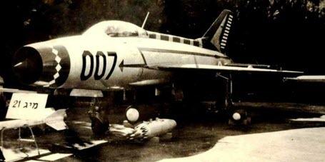 «Только угон»: так в Израиле появились самолеты МИГ-21