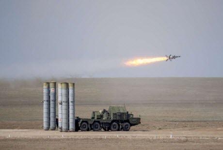 С-300 в Сирии — пустая угроза