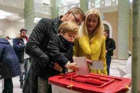 Прошедшие в Латвии выборы носили протестный характер, несмотря на экономические успехи страны