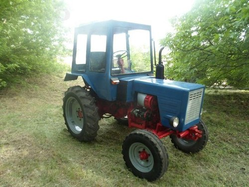 Притча о Поломанном тракторе