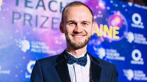 Объявлено имя победителя Global Teacher Prize Ukraine