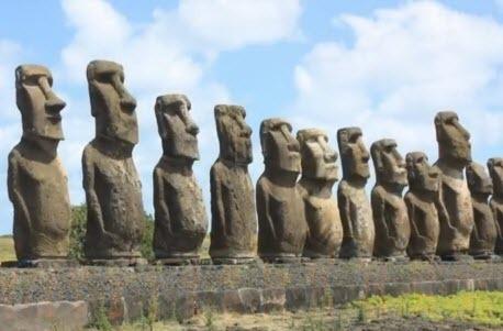 Археологи раскрыли тайну острова Пасхи