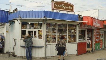 Крымское зерно для «братской» Сирии