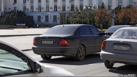 Капкан для автомобилистов: почему крымчане ездят на украинских номерах