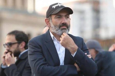 Премьер-министр Армении Никол Пашинян объявил об отставке