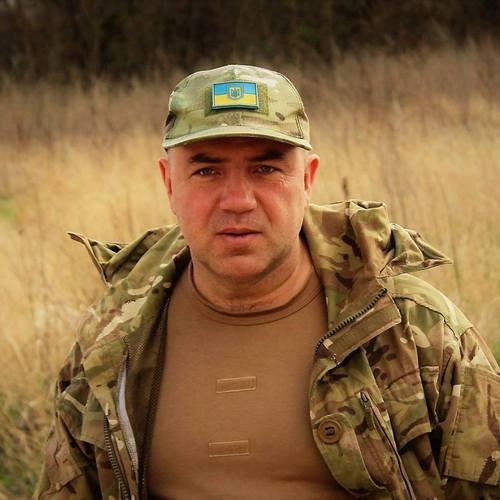"""Временщики на фронте"" - Роман Доник"