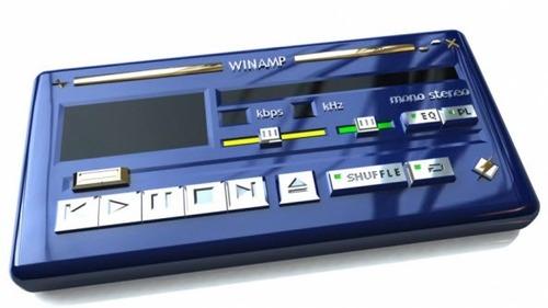 Плеер Winamp возвращается на смартфоны