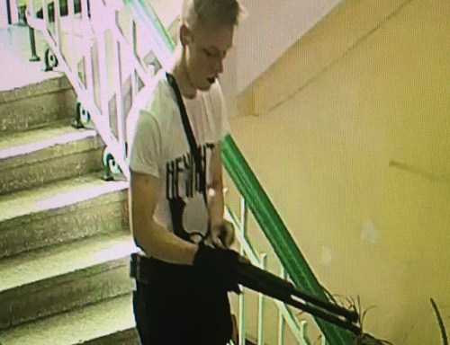 «Активист Новороссии» — кто такой террорист Владислав Росляков