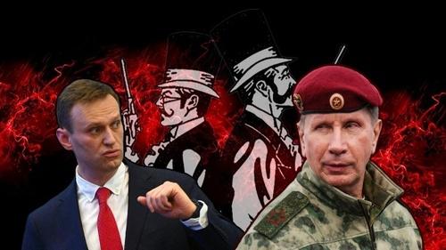 Навальный принял вызов главы Росгвардии Золотова на дуэль. «Оружие» Навального — публичные дебаты