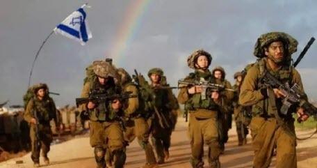 Израиль подтягивает тяжелую военную технику на границу с Газой