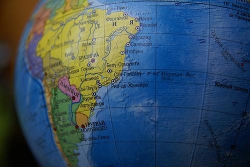 Страны, названные по ошибке