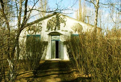 Достопримечательности Украины: Археологический музей «Добраничевская стоянка»