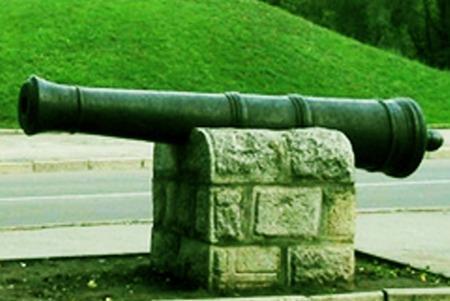 Достопримечательности Украины: Крепость Св. Елисаветы