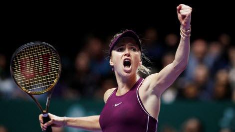 Элина Свитолина выиграла итоговый турнир WTA
