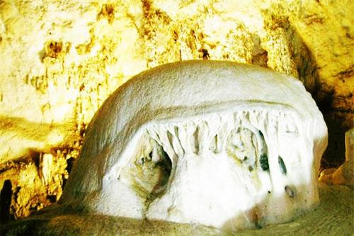 Достопримечательности Украины: Пещера Мраморная