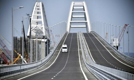 Керченский мост обязательно взорвут