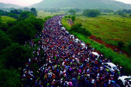 Армия на границе: уловка или необходимость