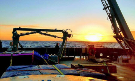 Мировой океан сдерживает глобальное потепление