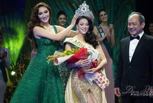 Титул «Мисс Земля» выиграла представительница Вьетнама