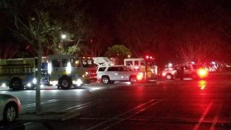В калифорнийском баре были убиты тринадцать человек