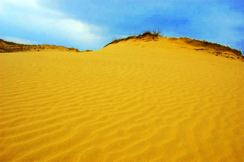 Достопримечательности Украины: Алешкинские пески