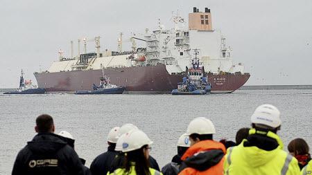 Монополия России на газовом рынке Восточной Европы закончилась