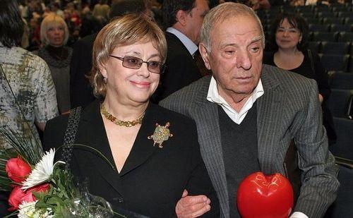 Петр и Мира Тодоровские - полвека счастья на двоих