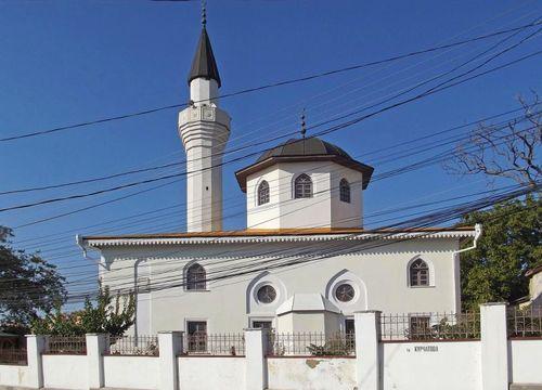 Достопримечательности Украины: Мечеть Кебир-Джами